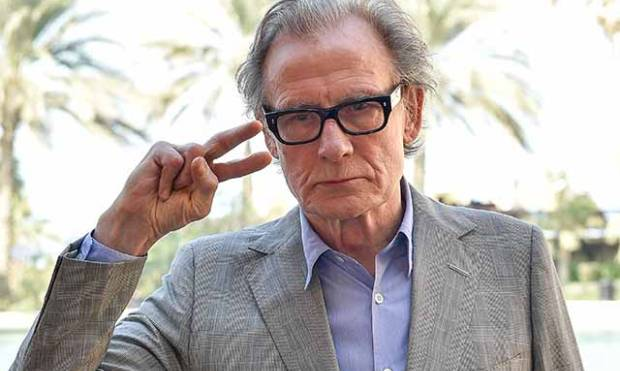 Bill Nighy on gender equality