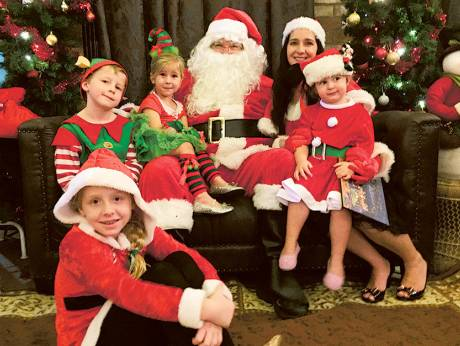 believing in santa claus is a positive experience for kids - Santa Claus Kids