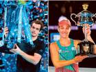 Murray and Kerber have rocked tennis royalty