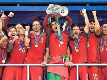 Portugal's Eder provides star-turn of the year