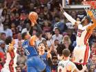 Westbrook triple-double lifts Thunder over Heat
