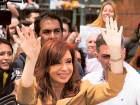 Ex-Argentine leader charged in graft case
