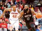 LeBron, Harden stand out in team success