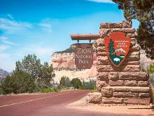 Zion National Park sees record visitors