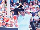Serena follows Venus out of Auckland Classic