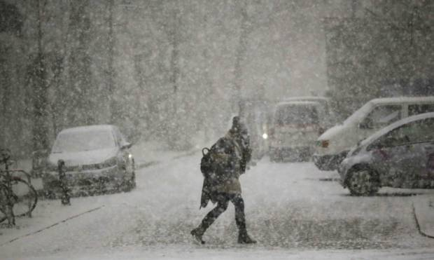 Blizzards, icy weather grip parts of Europe