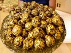 Gold chocolate for Dh15,000 per kg