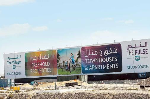 Off-plan demand sustains Dubai freehold