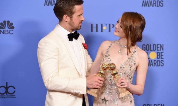 Pictures: Key winners at the Golden Globes