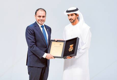'Mohammad's vision to inspire all Arab youth'