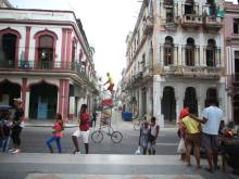 Cuban takes advertising to new heights