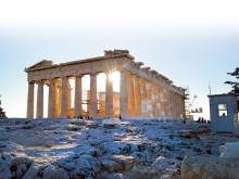 Athens offers an alternative to winter holidays