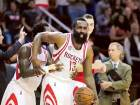 Harden says team comes first after latest triple