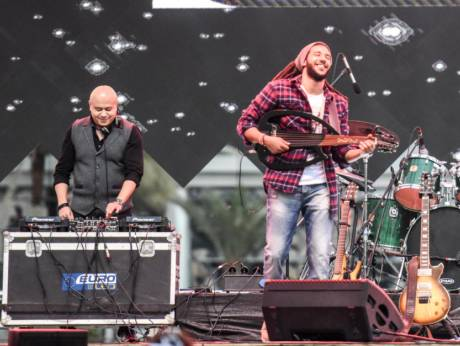 Cairo Sound Music Festival brings top Arab acts