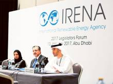 UAE funds 100MW clean energy projects