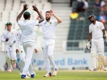 Proteas' pace power lay Lanka bare at Wanderers