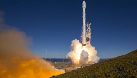 SpaceX launch places satellites in orbit