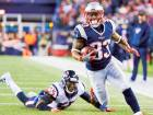 Patriots topple Texans to seal AFC finals berth
