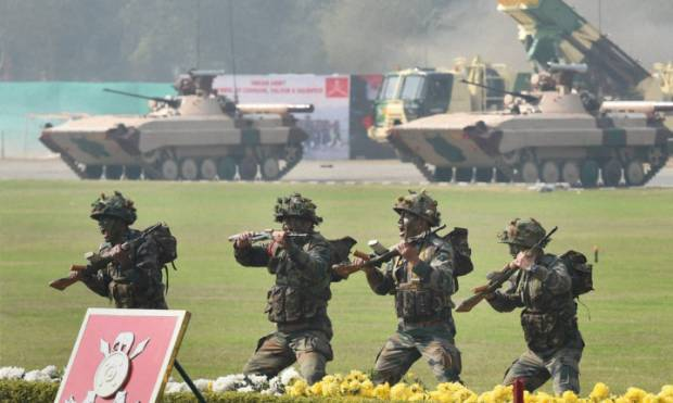 India's Army Day: A show of strength and valour