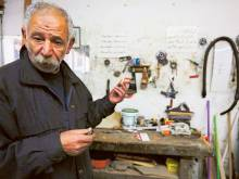 The coffin maker in a dead-end job