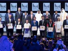 China's Li wins Zayed future energy top prize