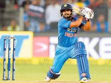 Fearless Jadhav comes out of Kohli's shadows