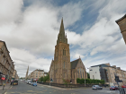 Saint Mary's Cathedral in Glasgow