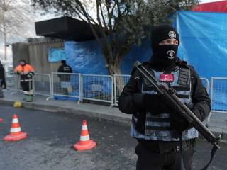 Turkey catches New Year attack suspect