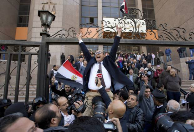 Egypt court wades into Red Sea islands dispute