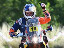 Dakar star Sunderland wants to roar to more