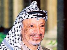 Jan. 19, 1997: Arafat in Hebron after 30 years