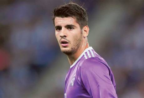 Chelsea line up Morata move as Costa replacement
