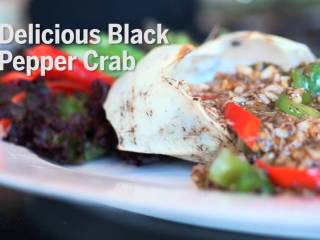 Watch: How to make black pepper crab