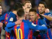 Barca win at Sociedad for first time in decade