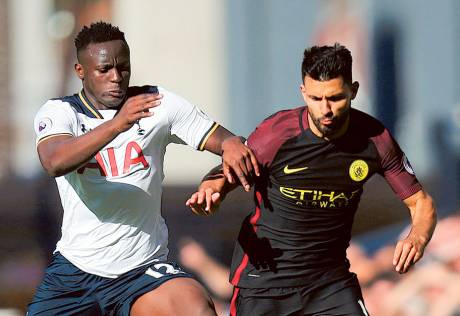 Guardiola gloom not the spur for Tottenham