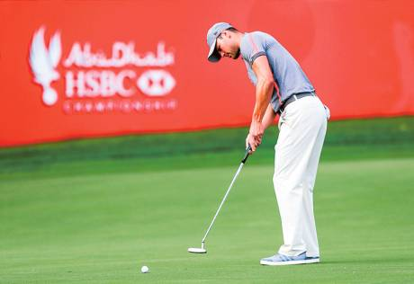 Kaymer back to his best at favourite course