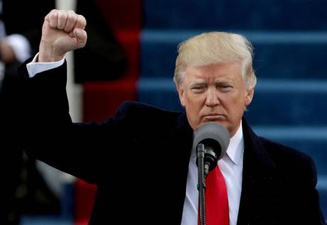 Trump: From now, it's America first