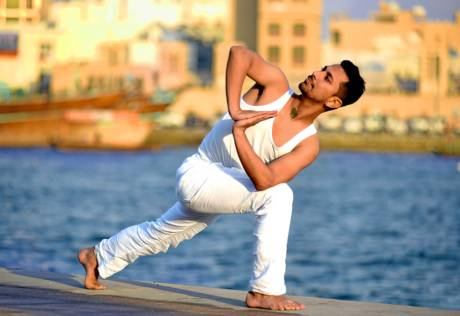 Meet the yoga experts of the UAE
