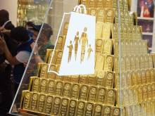Huge response to display of gold worth Dh35m