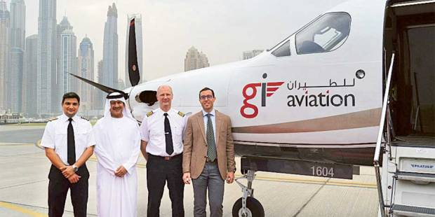 GI Aviation launches 'affordable' private jets