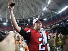 Falcons crush Packers to make Super Bowl