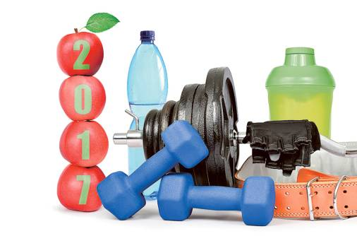 Making your New Year's fitness resolutions work
