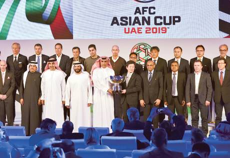 Zayed Sports City to host Asian Cup 2019 opener