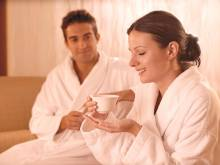 Valentine's spa special at Fairmont The Palm