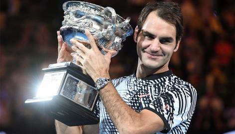 Federer beats Nadal to win Australian Open