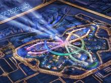 Watch: Special show for Expo 2020 countdown
