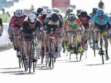 Cavendish reconciles to third place finish
