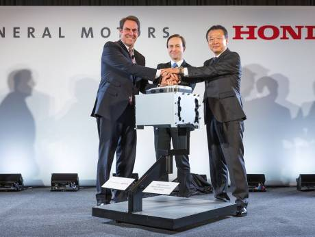 GM, Honda to establish joint fuel cell system manufacturing operation in Michigan