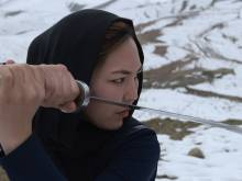 Meet Afghanistan's first woman Wushu trainer