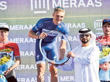 Kittel does a double in Dubai